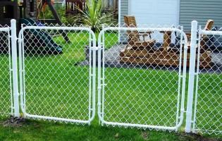 Clôture Avantage et Lévisienne, clôtures à Québec cloture de garderie