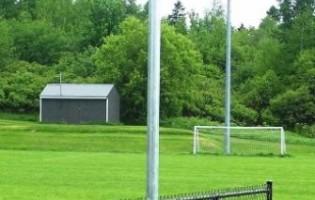 Clôture Avantage et Lévisienne, clôtures à Québec Poteau de corde à linge.