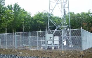 Clôture Avantage et Lévisienne, clôtures à Québec clôture de tour cellulaire en nouvelle-écosse
