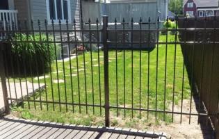 Clôture Avantage et Lévisienne, clôtures à Québec Fer ornemental