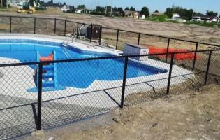 Clôture Avantage et Lévisienne, clôtures à Québec Clôture de piscine en frost