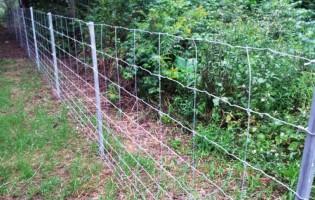 Clôture Avantage et Lévisienne, clôtures à Québec clôture a gibier