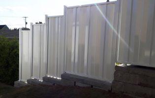 Clôture Avantage et Lévisienne, clôtures à Québec clôture en acier 6' haut