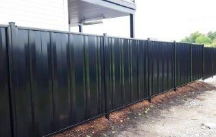 Clôture Avantage et Lévisienne, clôtures à Québec Clôture en acier