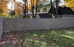Clôture Avantage et Lévisienne, clôtures à Québec Grillage taupe